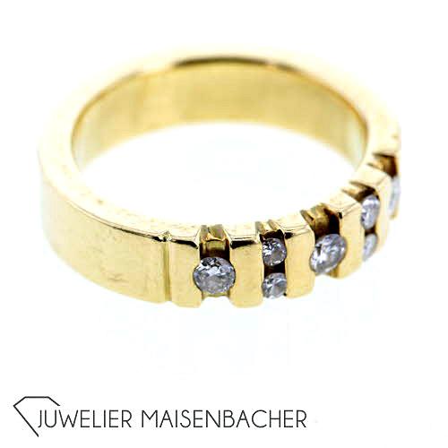 diamant band ring ringgr e 52 jetzt online kaufen. Black Bedroom Furniture Sets. Home Design Ideas